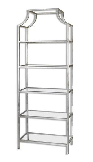 Uttermost Aurelia Étagere bookshelves or shelving units - set of (2) for Sale in Seal Beach, CA