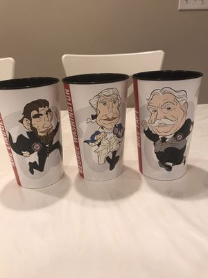 Washington nationals presidents souvenir cup for Sale in Forest, VA