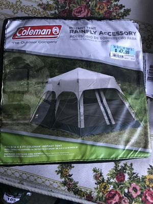 Coleman Rainfly for Camping and Tents. for Sale in Murfreesboro, TN