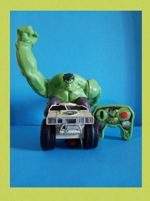 Marvel Avengers XPV Hulk Smash RC Car Vehicle Truck for Sale in Sanford, FL