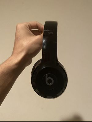 Beats solo 3 for Sale in Fowler, CA
