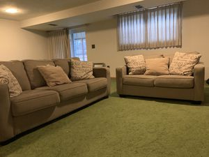 Couch & Loveseat for Sale in Bridgeport, WV