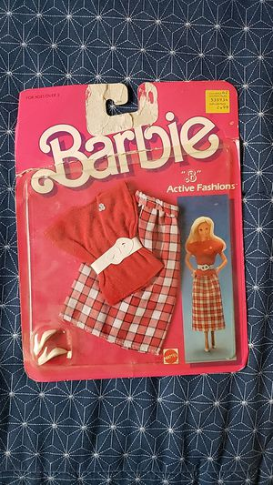 1985 Barbie Outfit for Sale in Des Plaines, IL