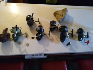 Old fishing reels for Sale in Lemont, IL