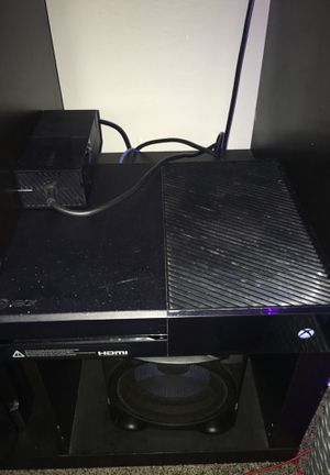 xbox one (trade for ps4) for Sale in Taunton, MA