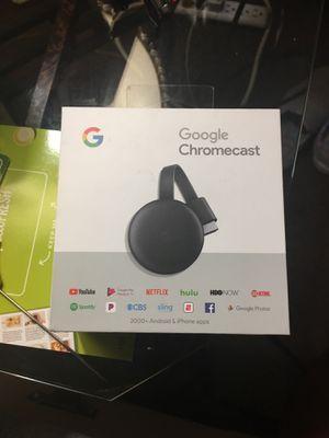Google chromecast for Sale in Atlanta, GA