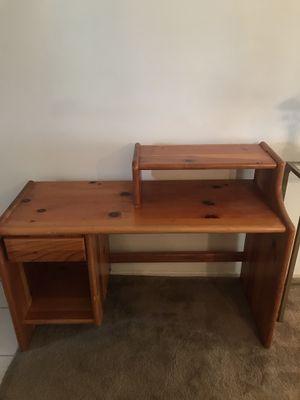Oak desk for Sale in Orlando, FL