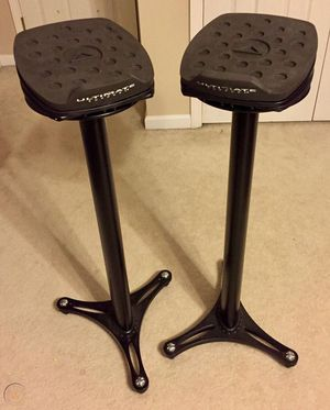 Pro Audio Speaker Stands for Sale in Sacramento, CA