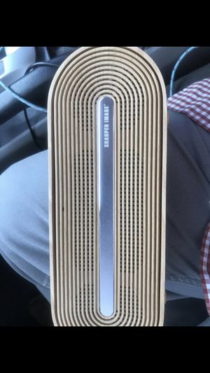 Sharper image Bluetooth speaker for Sale in St. Petersburg, FL