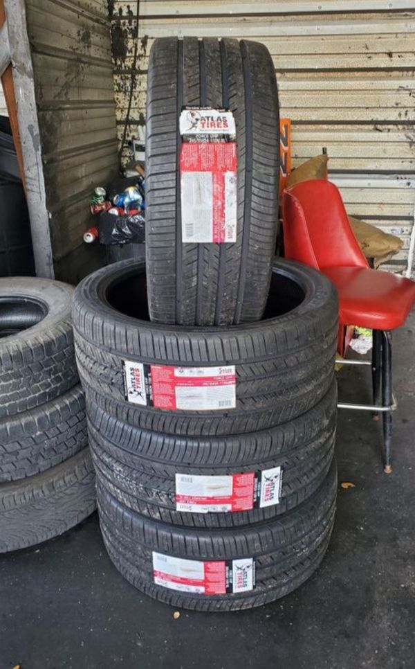 295 35 24 new tires for $550 with balance and installation we also finance {contact info removed} Dorian 7637 airline dr houston TX 77037