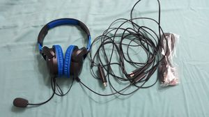 Blue Turtle Beach Recon 50X gaming headset for Sale in Tampa, FL
