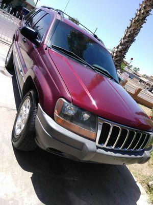 Jeep Grand cherokee 2000 for Sale in Phoenix, AZ