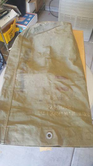 Vintage US Army duffle bag for Sale in Phoenix, AZ