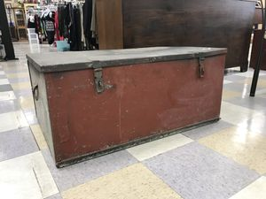 Collapsible metal box for Sale in Poway, CA