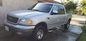 2001 Ford F-150 4x4 for Sale in Parlier, CA
