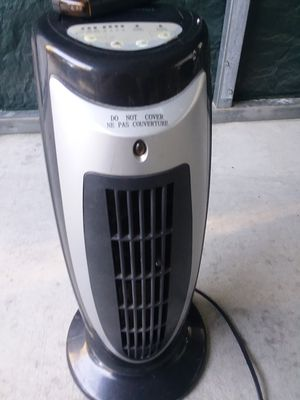 Tower heater/fan for Sale in Brooksville, FL