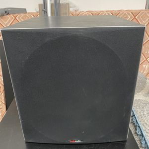 "Polk Audio PSW10 10"" Powered Subwoofer (Black) for Sale in San Ramon, CA"