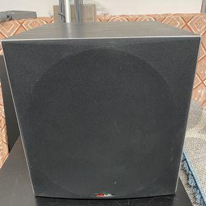 "Polk Audio PSW10 10"" Powered Subwoofer (Black) for Sale in San Ramon, CA"
