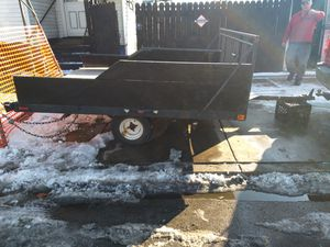 Trailer with title for Sale in Chicago, IL