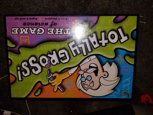 Totally gross board game **BRAND NEW** for Sale in Oklahoma City, OK