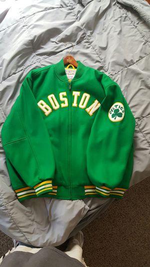 Boston Celtics jacket 3xl for Sale in New Bedford, MA
