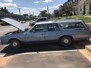 I have a 1979 Chevy impala wagon she's a very good car 80,000 miles on it for Sale in Hyattsville, MD