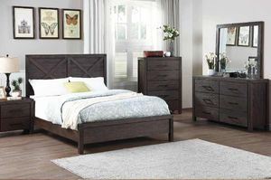 Queen Bed F9547Q W6PM for Sale in La Verne, CA