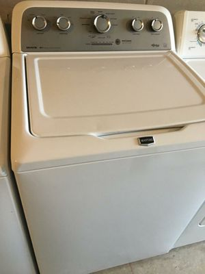 Maytag super capacity ➕ WASHER. EXCELLENT CONDITION for Sale in Leesburg, FL