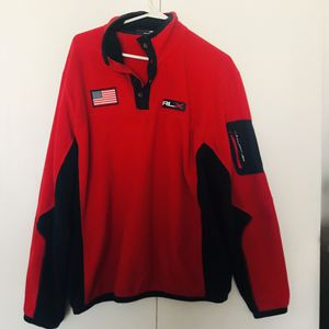 Polo Fleece jacket Size M/L for Sale in Oxon Hill, MD