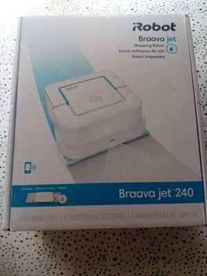 I Robot Braava Jet 240 for Sale in Otsego, MN