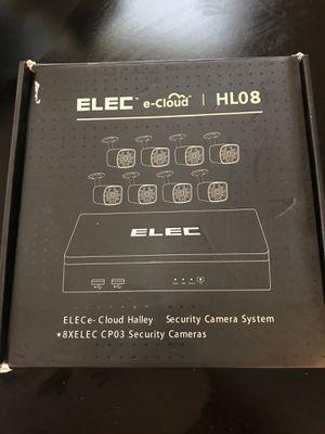 security camara sistem for Sale in Greensboro, NC