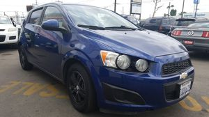 2013 Chevy Sonic 6 Speed for Sale in Los Angeles, CA