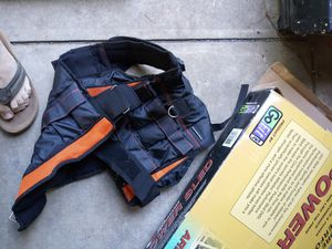 Weight vest for Sale in York, PA