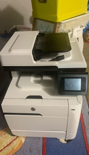 HP Laser Color Printer, Copier, Scanner & Fax for Sale in Cascade-Fairwood, WA