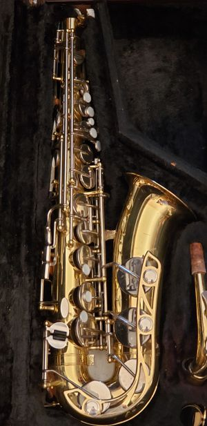 YAMAHA ALTO SAXOPHONE YAS-21 MADE IN JAPAN for Sale in Spring, TX