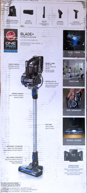 HUGE SAVINGS - $135 Off Retail. BRAND NEW Hoover ONEPWR Cordless Vacuum & Blower. New Technology for Sale in Surprise, AZ