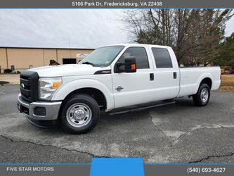 2014 Ford F250 Super Duty Crew Cab for Sale in Fredericksburg,  VA