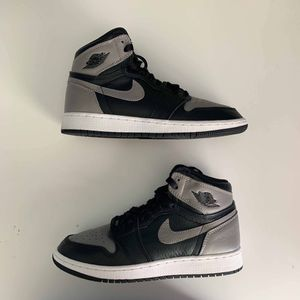 Jordan 1 Shadows 2018 size 4.5y GS for Sale in Fremont, CA