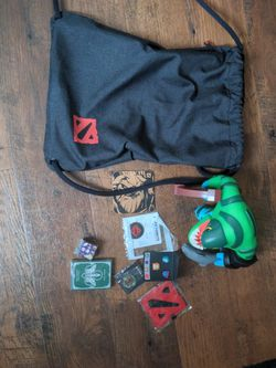 Dota Swag And Random Items for Sale in San Diego,  CA