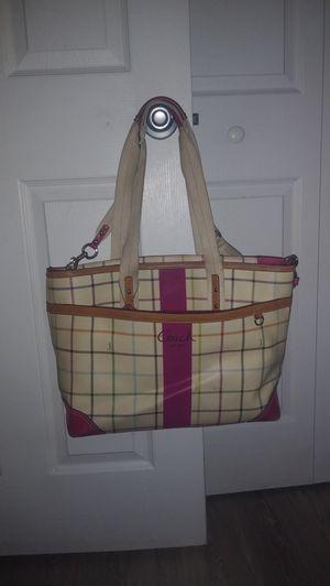 Coach diaper bag for Sale in Lehigh Acres, FL