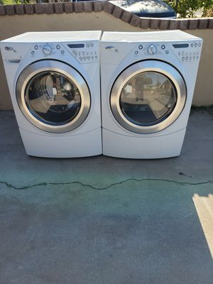 Whirlpool duet washer and electric dryer for Sale in Phoenix, AZ