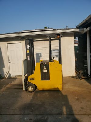 Yale electric forklift for Sale in El Cajon, CA