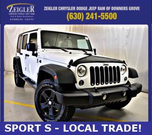 2015 Jeep Wrangler for Sale in Downers Grove, IL