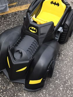 6 Volt Bat Man Car for Sale in Edgewood,  MD