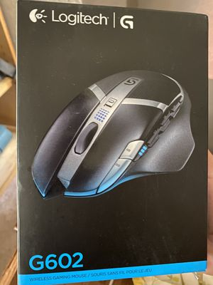 Logitech (G602) Wireless Gaming Mouse for Sale in Vallejo, CA