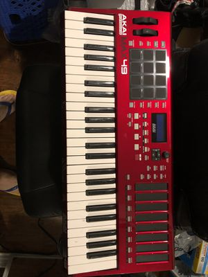 MPC KEYBOARD 🎹 Piano Music Production $500 Take it Today!! for Sale in Los Angeles, CA