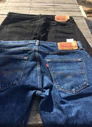 Pants jeans levis for Sale in Denver, CO