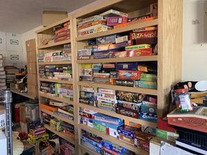 Lots of board games, stuff animals & more for Sale in Mt. Juliet, TN