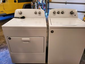 Whirlpool washer/dryer for Sale in Seabeck, WA