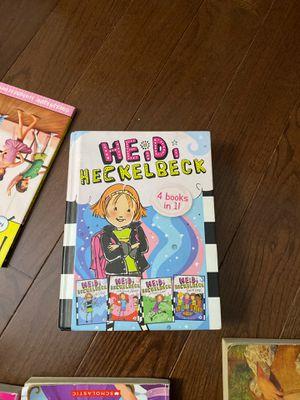Heidi Heckelbeck 4 in 1 book for Sale in Hanover Park, IL